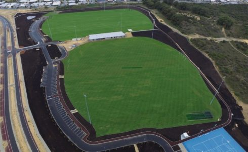 Yanchep District Playing Fields Update | Aerial Playing Fields
