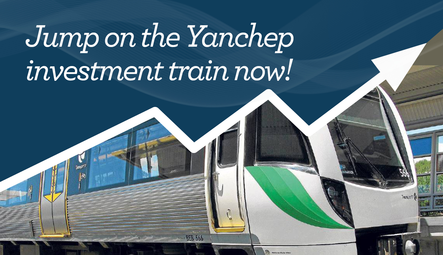 All Aboard the Yanchep Investment Train! | CAYA349 FB