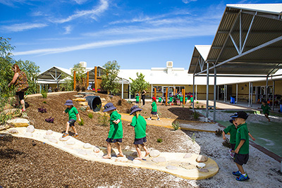 <p>Yanchep primary & secondary schools</p>
