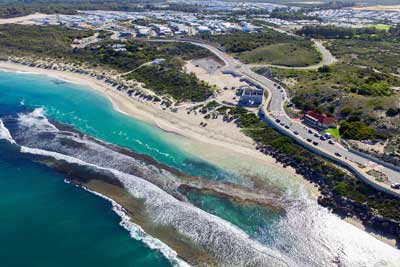 <p>World famous Yanchep lagoon</p>