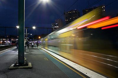 <p></noscript>Train station</p>