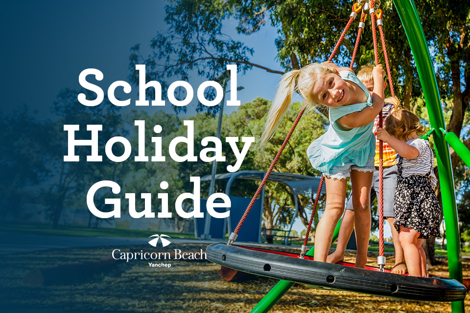School Holiday Guide | cap blog image 1 1