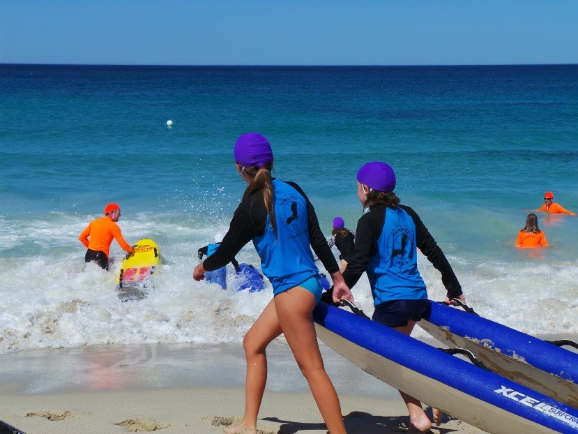 Surf-lifesaving-in-Yanchep