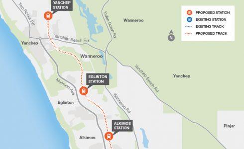 Yanchep Rail Extension