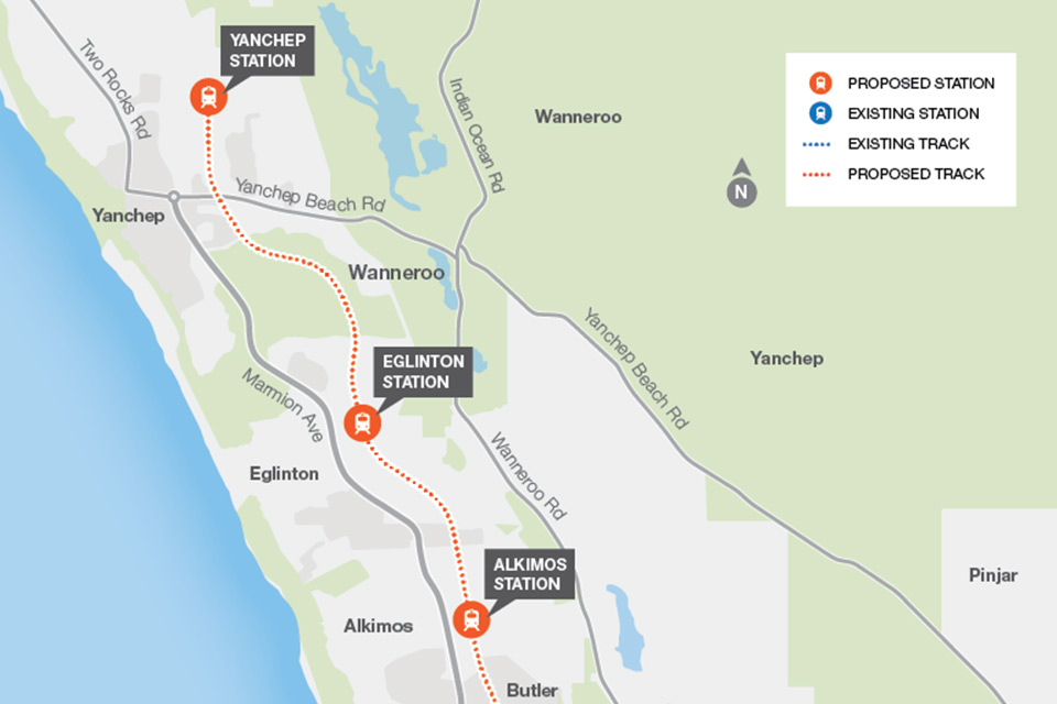 Yanchep Rail Extension