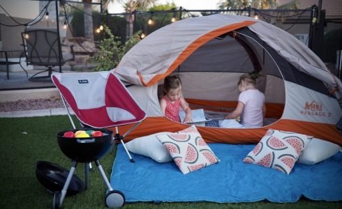 Our top picks of things to do at home at Capricorn Beach, Yanchep! | backyard camping ideas 1150x767