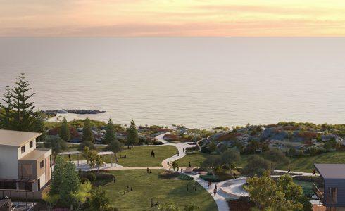 Introducing the Capricorn Beach Foreshore! | capricorn yanchep coastal node sun low 1